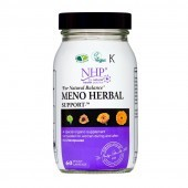 NHP Meno Herbal Support Capsules 60