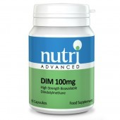 Nutri Advanced DIM 100mg Caps 90