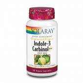 Solaray Indole-3 Supreme 200mg Capsules 30