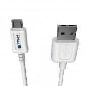 Travel Blue Tech Micro USB 2.0 Data Sync and Charge Cable