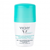 Vichy Deodorant 48 Hour Intensive Antiperspirant Roll On 50ml