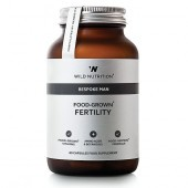 Wild Nutrition Bespoke Man Food-Grown Fertility Vegicaps 60
