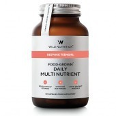 Wild Nutrition Bespoke Teengirl Food-Grown Daily Multi Nutrient Vegicaps 60