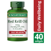 Nature's Bounty Red Krill Oil 500mg Softgels 40 all