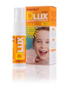 BetterYou DLux Vitamin D Oral Spray Junior 15ml