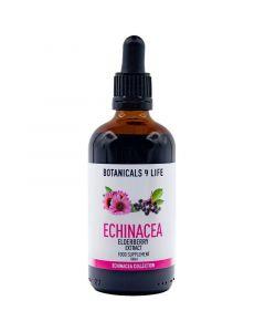 Botanicals4Life Echinacea & Elderberry Tincture 100ml