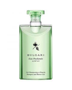Bulgari Eau Parfumee Au The Vert Shampoo & Shower Gel 200ml