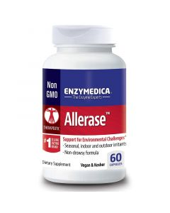 Enzymedica Allerase Capsules 60