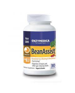 Enzymedica BeanAssist Capsules 30