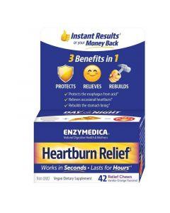 Enzymedica Heartburn Relief Chewables 42