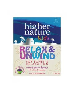 Higher Nature Relax & Unwind for Kids Sachets 10