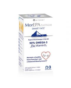 Minami Nutrition MorEPA Platinum Smart Fats Softgels 60
