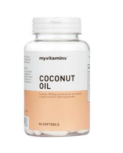 Myvitamins Coconut Oil Softgels 30