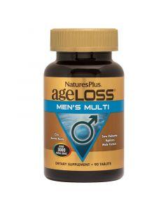 Nature's Plus AgeLoss Men's Multi Tablets 60