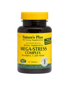 Nature's Plus Mega-Stress sustained release Tab 30