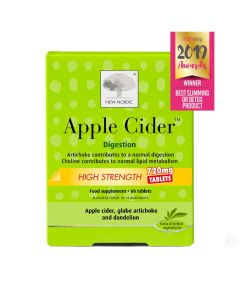 New Nordic Apple Cider 720mg Tablets 60