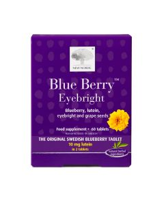 New Nordic Blue Berry Tablets 60