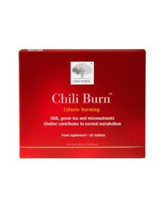 New Nordic Chilli Burn Tablets 60