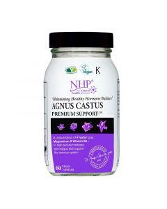 NHP Premium Agnus Castus Support Capsules 60
