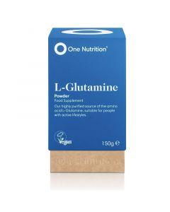 One Nutrition L-Glutamine Powder 150g