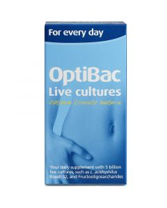 OptiBac For Everyday Capsules 90