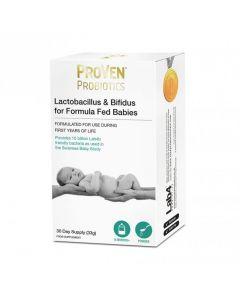 ProVen Probiotics Lactobacillius & bifidus For Formula fed Babies 33g
