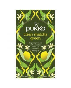 Pukka Clean Matcha Green Tea Bags 80