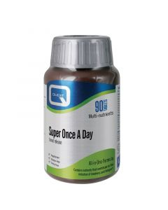 Quest Vitamins Super Once A Day Timed Release Tabs 90