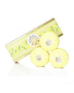 Roger & Gallet Citron Soap 3 x 100g