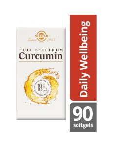 Solgar Full Spectrum Curcumin Softgels 90 loz