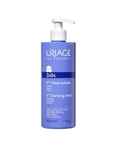 Uriage Baby 1st Cleansing Cream 500ml