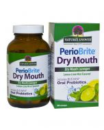 Nature's Answer PerioBrite Dry Mouth Lozenges 100