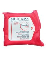 Bioderma Sensibio Micelle Solution Make-Up Removing Wipes 25