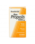 HealthAid Bee Propolis 1000 Tablets 60