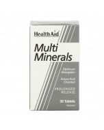 HealthAid Multi Minerals Prolonged Release Tablets 30