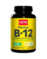 Jarrow Formulas Methyl B12 1000mcg Lozenges 100