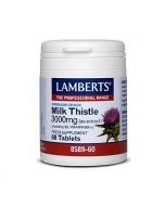Lamberts Milk Thistle 3000mg Tablets 60