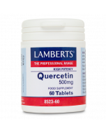 Lamberts Quercetin 500mg Tablets 60
