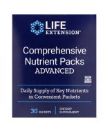 Life Extension Comprehensive Nutrient Packs Advanced packets 30
