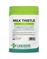 Lindens Milk Thistle Seed Extract 100mg (2000mg eq) Tablets 120