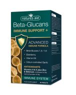 Nature's Aid Beta-Glucans Immune Support + Tablets 90