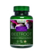 Nature's Aid Organic Beetroot 4620mg Capsules 60