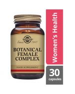 Solgar Botanical Female Complex Vegicaps 30
