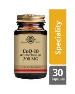 Solgar CoQ-10 200mg Vegicaps 30