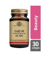 Solgar CoQ-10 60mg Softgels 30