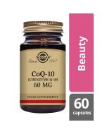 Solgar CoQ-10 60mg Vegicaps 60