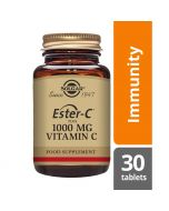 Solgar Ester-C Plus Vitamin C 1000mg tablets 30