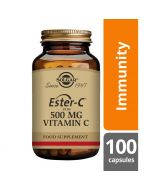 Solgar Ester-C Plus Vitamin C 500mg Vegicaps 100