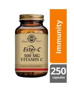 Solgar Ester-C Plus Vitamin C 500mg Vegicaps 250
