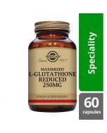 Solgar Maximised L-Glutathione 250mg Vegicaps 60
